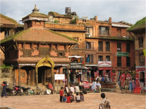 Pechino Express in Nepal