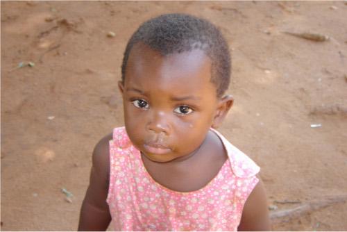 Adozione a distanza in Congo