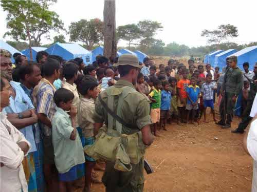 Bambine soldato nel mondo