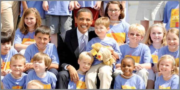 Risultati Elezioni Americane 2012: la vittoria di Obama tra i bambini