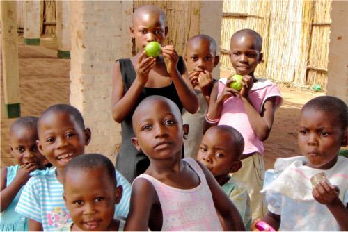 Sostegno a distanza in Congo