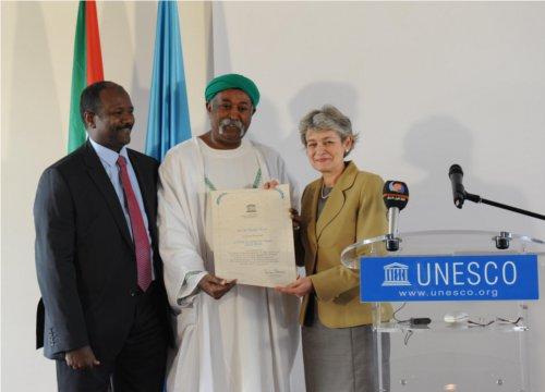 Premio UNESCO arte e pace