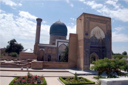Viaggio a Samarkanda