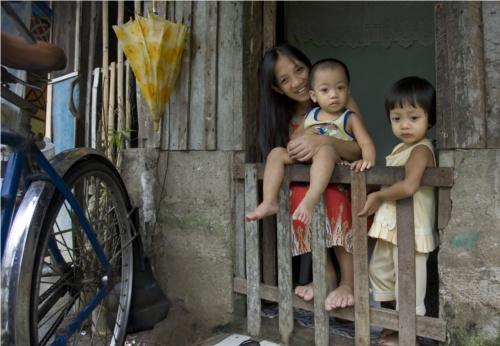 Adozione a distanza nelle Filippine