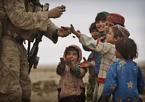 Donazioni per Afghanistan