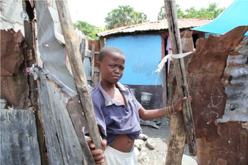 Lavoro minorile e sfruttamento