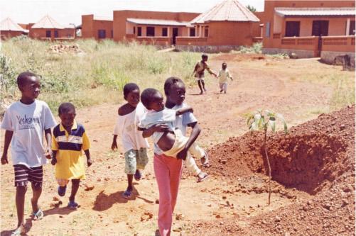 Sostegno a distanta in Burkina Faso