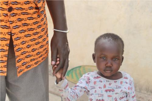 Adozione a distanza in Sudan