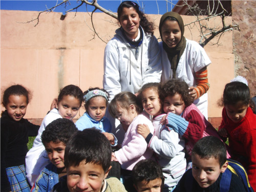 Adozione a distanza in Marocco