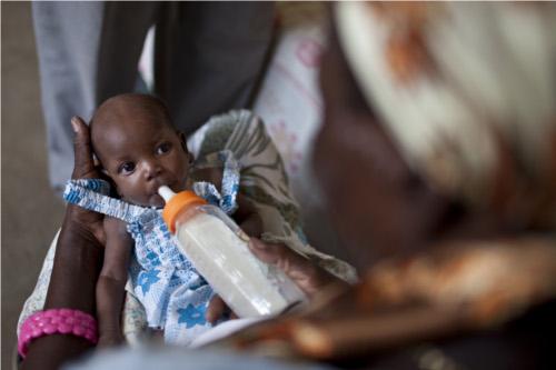 Adozione bambino del Sudan