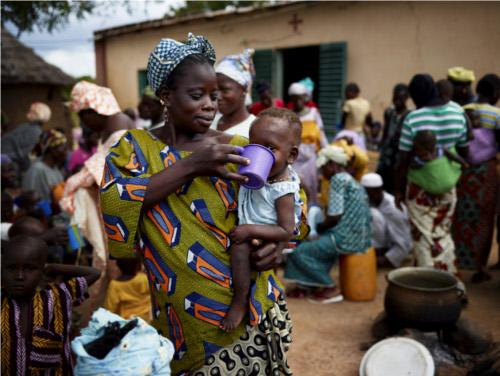 Aiuti umanitari in Mali