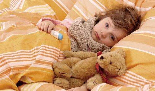 influenza bambini 2013: sintomi e rimedi