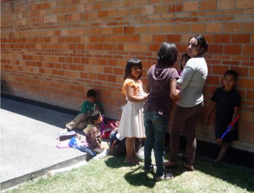 Adozioni bambini del Messico