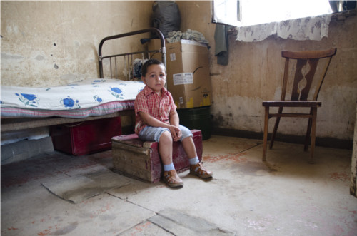 bambini orfani nel mondo