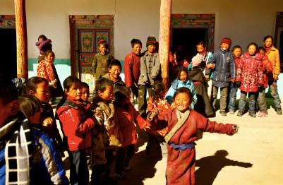 adozione a distanza Yeshe Norbu Tibet