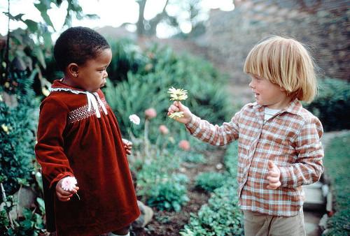 bambini e razzismo