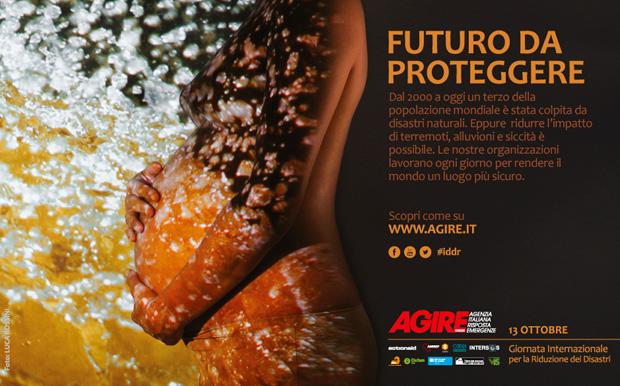 Futuro da Proteggere campagna Agire