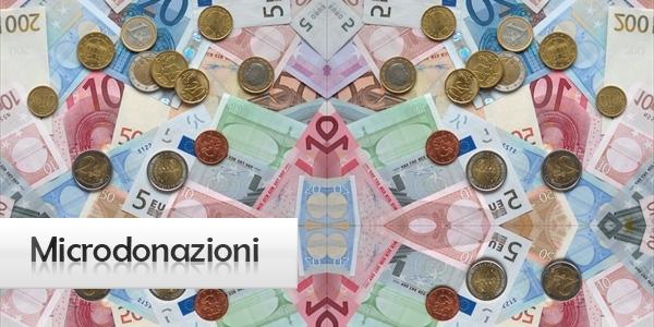 Microdonazioni Onlus in Italia