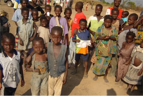 adozione a distanza bambine del Burkina Faso