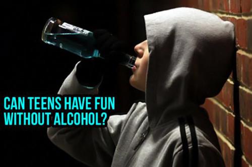 bambini ubriachi in Italia