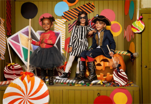costumi di halloween HM per bambini