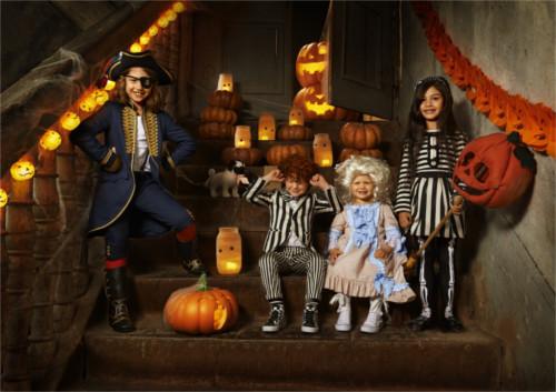 Halloween 2013 per bambini solidali
