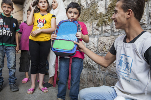 SOS Villaggi dei Bambini in Siria