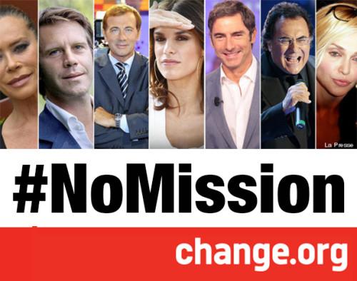 the mission sulla RAI: VIP e soldi