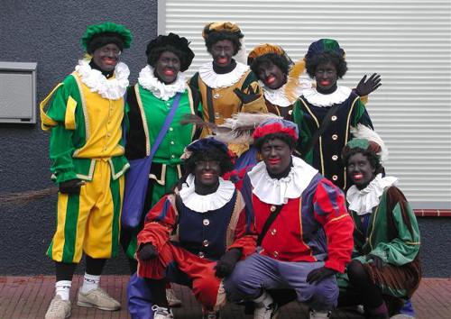 Zwarte Piet in Olanda