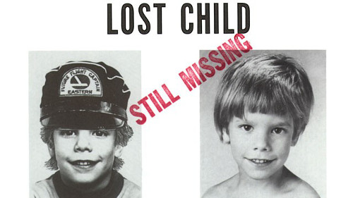 bambini scomparsi in america Ethan Patz