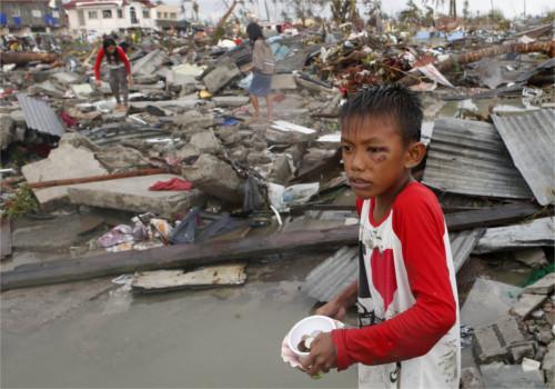 donazione per aiutare le filippine novembre 2013
