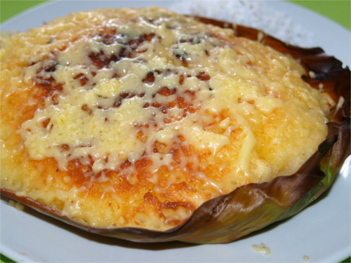 Filippine ricetta bibingka