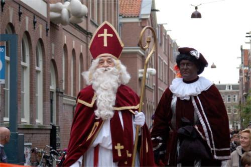 natale in Olanda e Zwarte Piet