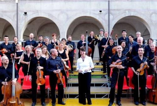 Giovanna Sorbi e la sua orchestra (da giovannasorbi.it)