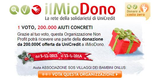 Il mio Dono Unicredit