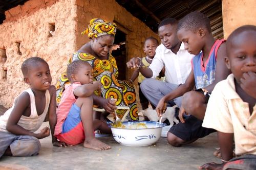 dagli archivi di SOS Villaggi dei Bambini