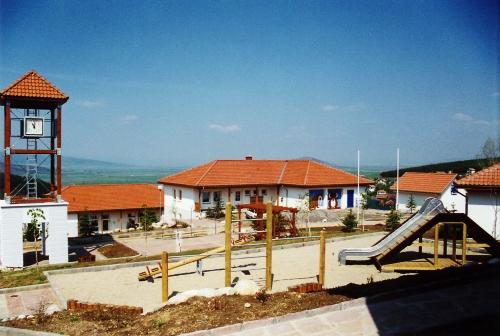 Il Villaggio SOS di Dren (dagli archivi di SOS)