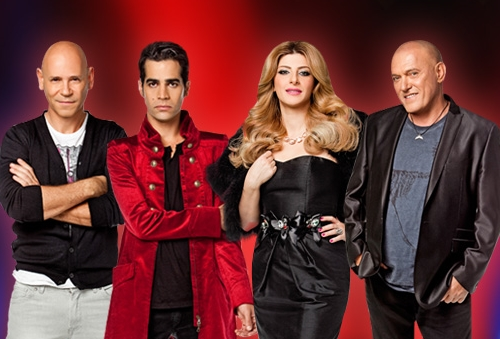 I giudici di The Voice of Israel