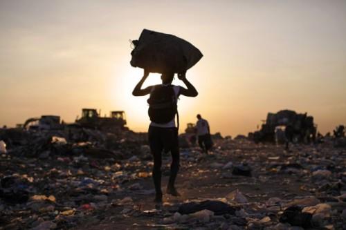 Una discarica di E-waste (da blog.casase.it)