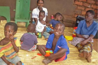 I bambini di Lilongwe (da SOS Children Villages UK)