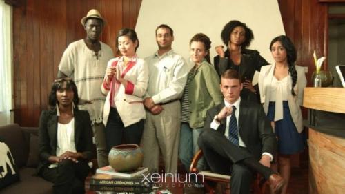 il Cast di The Samaritans