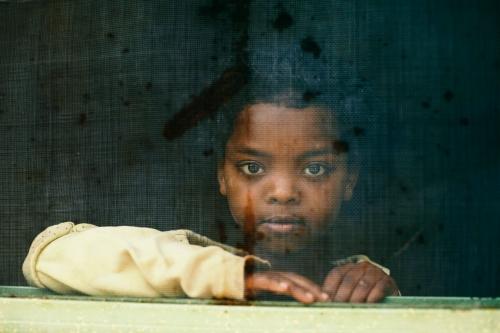 Una bambina del Villaggio SOS di Bahir Dar (foto di Jens Honoré)