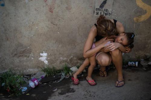 bambini delle favelas ai mondiali 2014