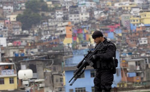 mondiali di calcio 2014 nelle favelas